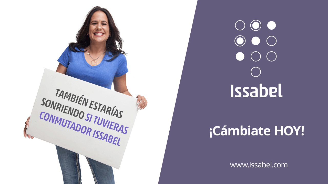 cambiate hoy a issabel