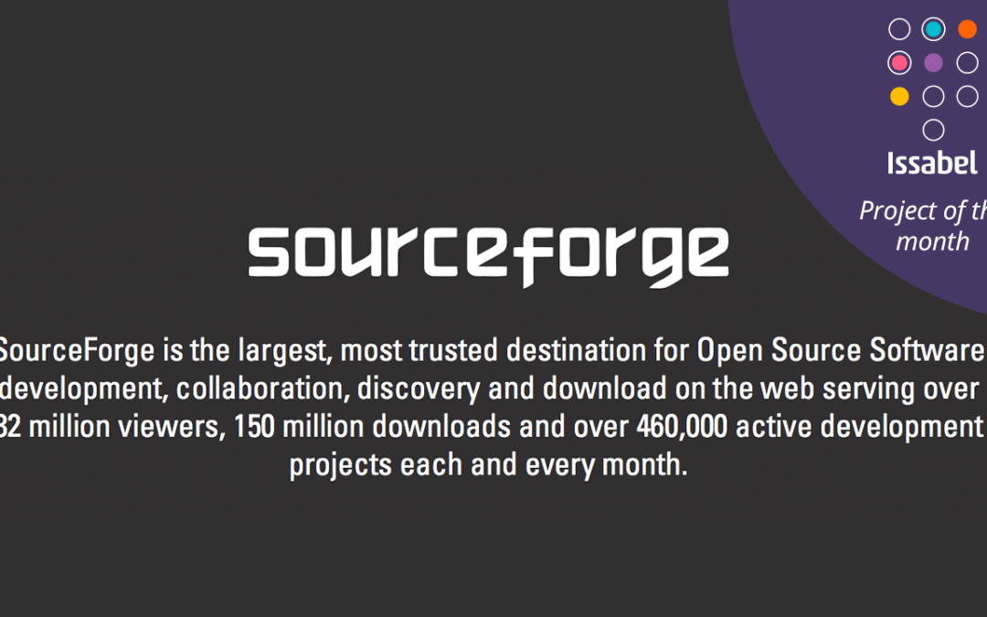 Issabel Is SourceForge 'Staff Choice' Project Of the Month