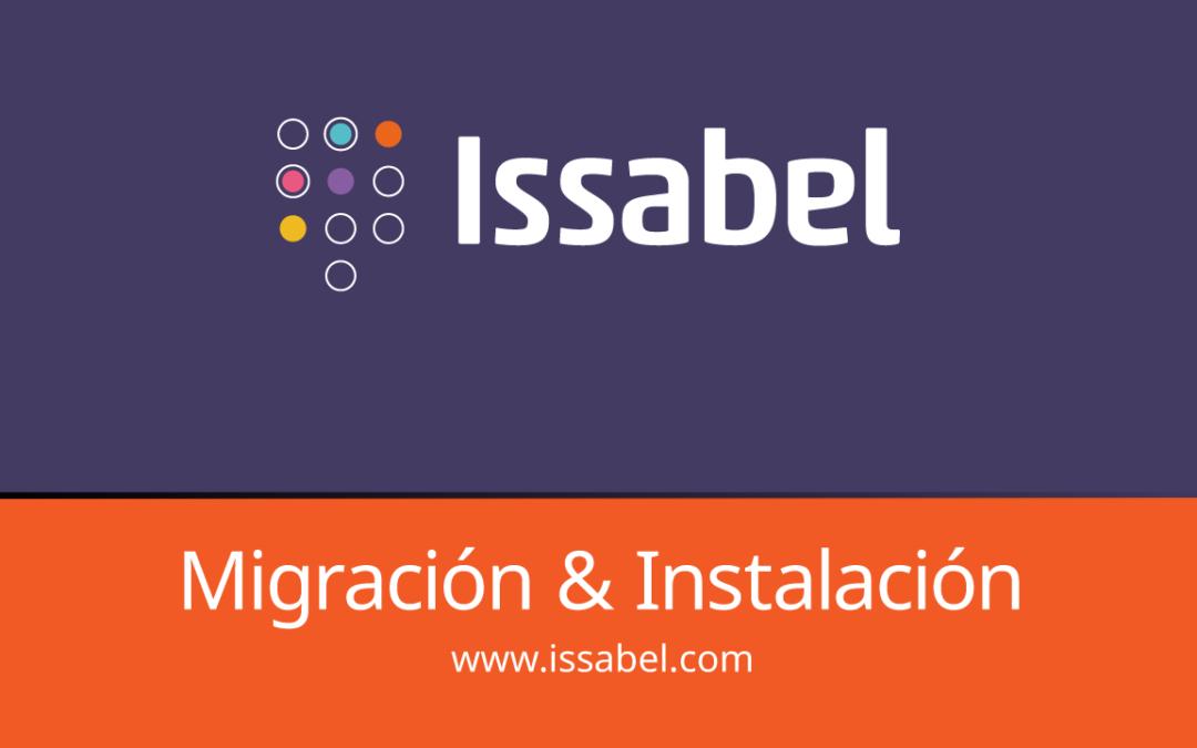 Manual de Migración de Elastix 2.5/4.0 a Issabel 4.0