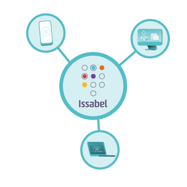 Issabel Network Logo